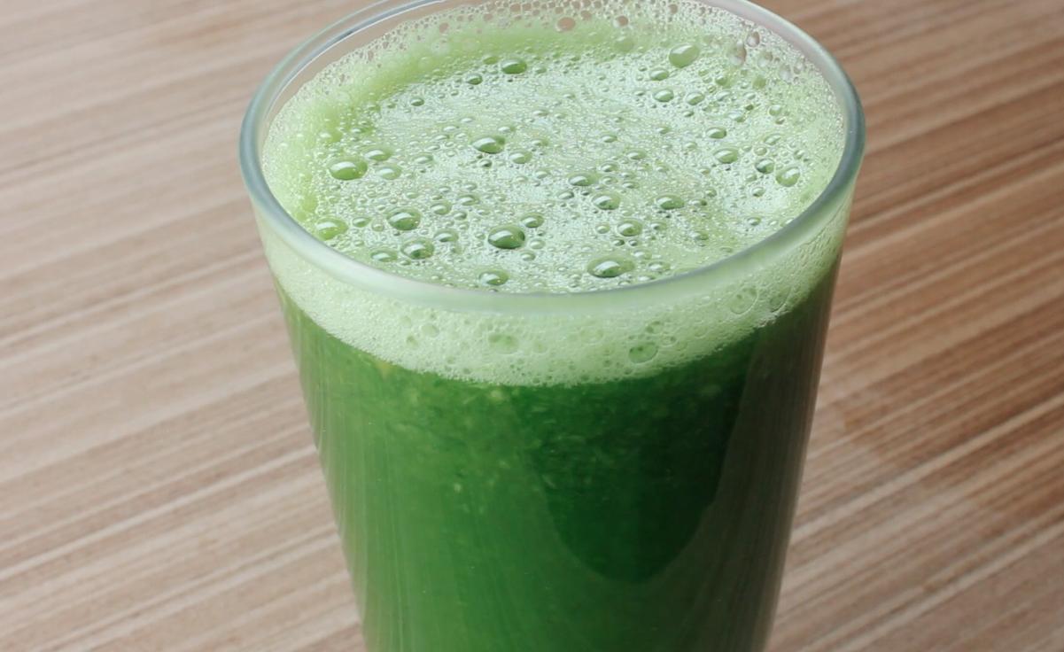 Suco Chá Verde – Detox