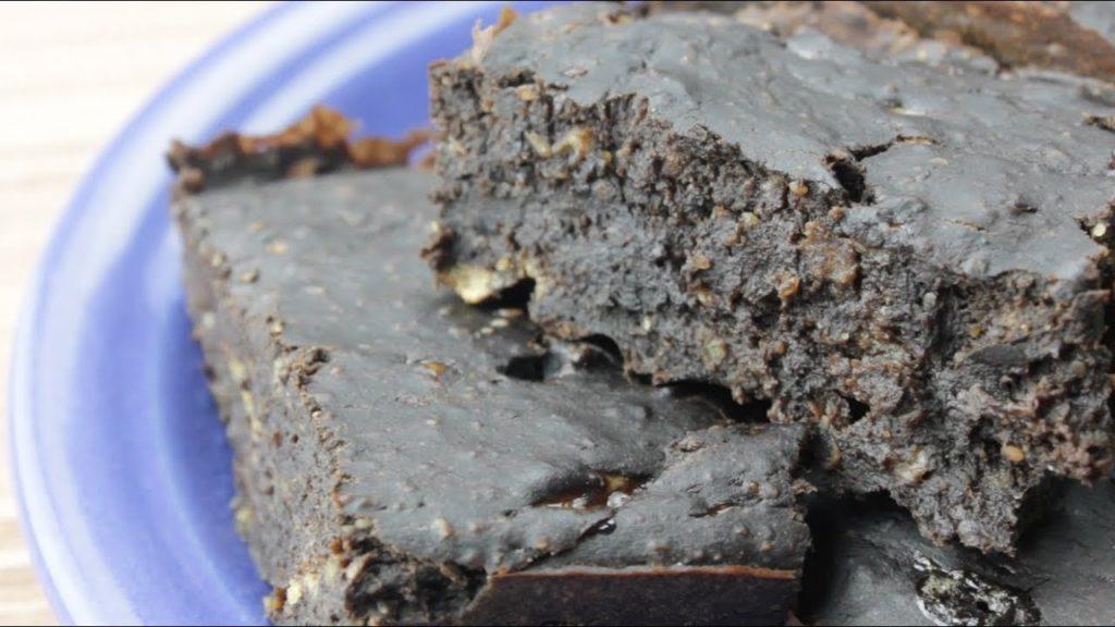 Brownie Fit só com 4 ingredientes