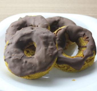 Donut Fit de Cenoura