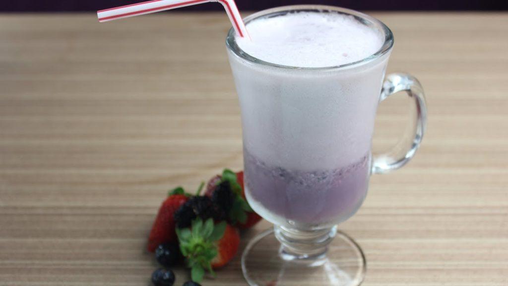 Shake de Frutas Vermelhas