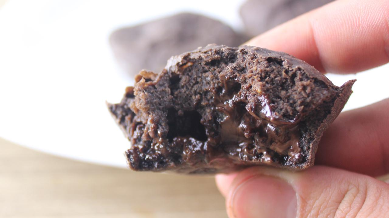 Brownie Fit de Tapioca