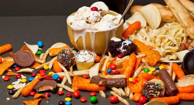 Você sabe quantas calorias tem cada alimento?