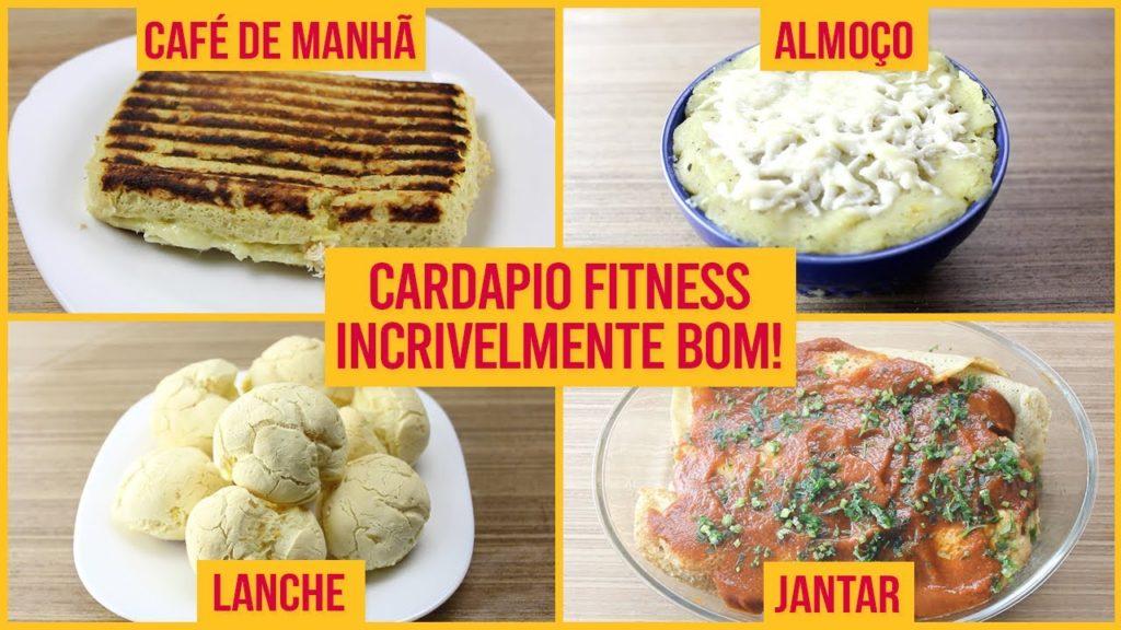 Cardápio Fitness Fácil