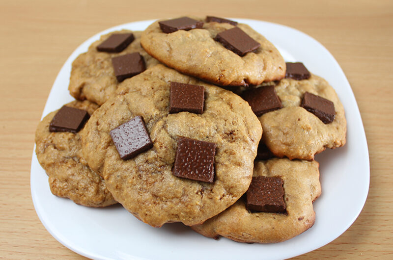Biscoito Fit de 4 Ingredientes
